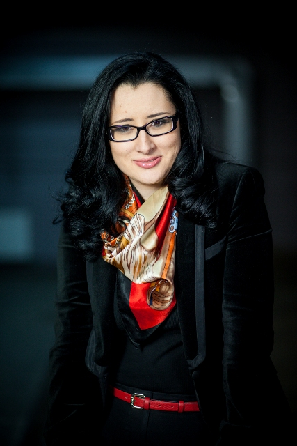 ortensia Nastase, Managing Partner GolinHarris