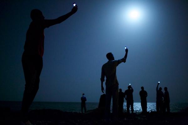 World Press Photo of the Year 2013 - John Stanmeyer; Source: McCann PR