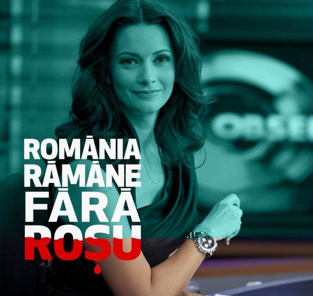 Andreea Berecleanu - Source: Observator.TV website