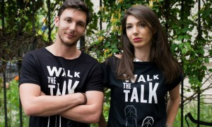 Bianca & Razvan - Romanian Gold Young Cyber Lions winners 2014