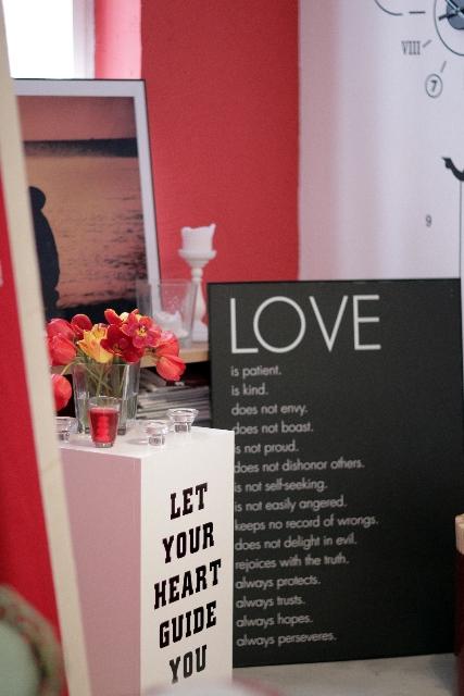 Camera dragostei