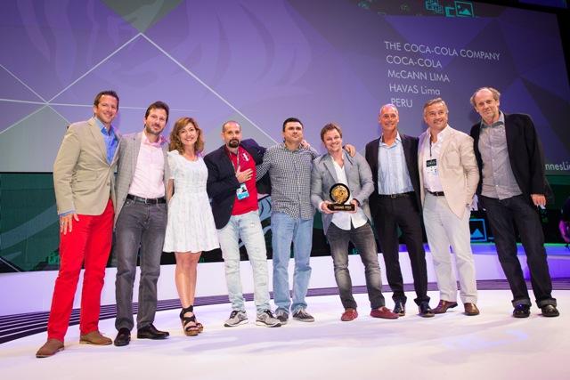 Media Grand Prix 2014 - McCann Peru