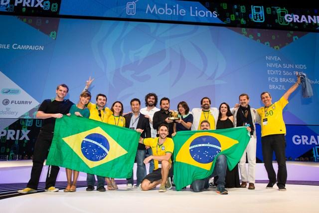 Mobile Grand Prix 2014 - FCB Brasil São Paulo