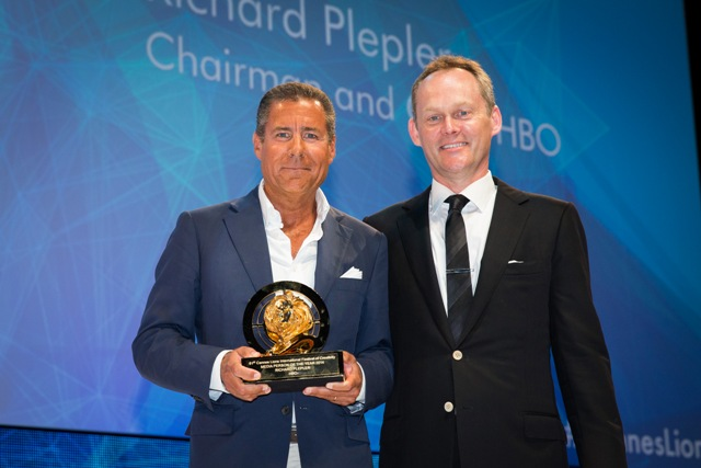 Media Person of the Year 2014 - Richard Plepler, HBO
