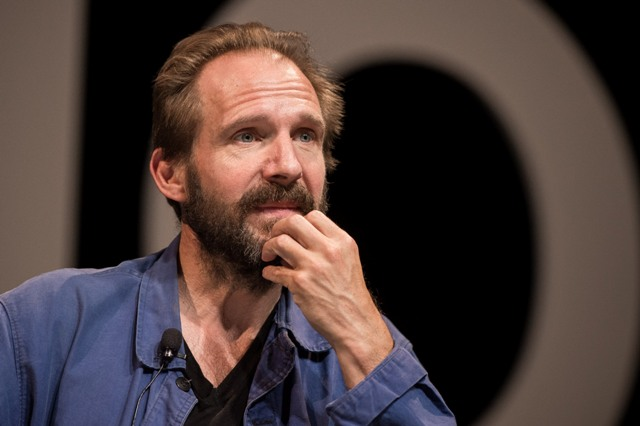 The Guardian SEMINAR Ralph Fiennes (4)