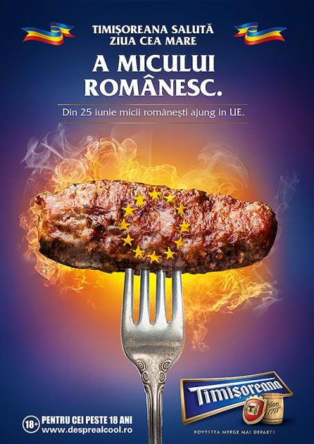 Timișoreana salută ziua cea mare a micului românesc