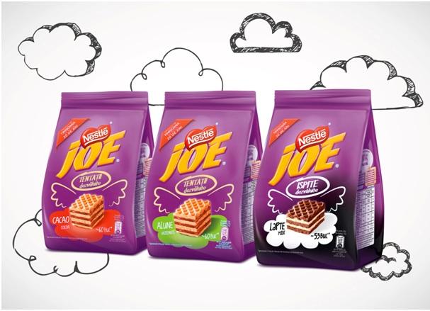 joe new packaging