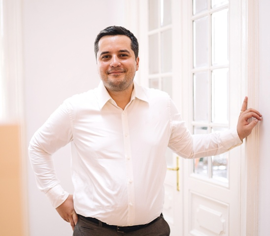 Stefan Iarca - Country Manager Romania Carnation Group - part of Possible