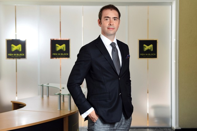 Cristian Ramboiu - Managing Director Men in Black