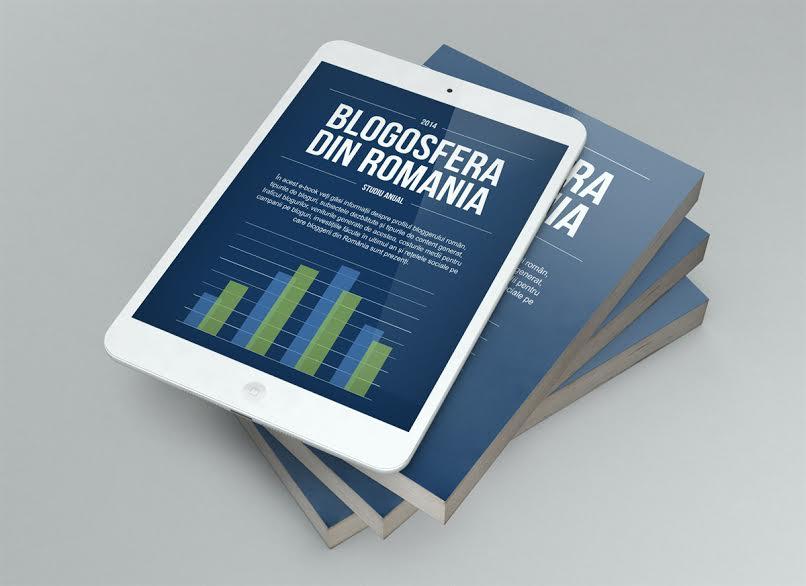Romanian Blogosphere 2014. Source Refresh.ro