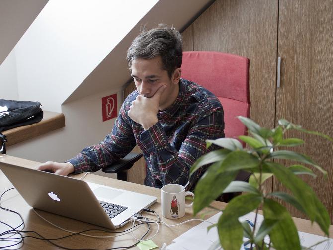 Eugen Suman - Creative Director Kubis Romania