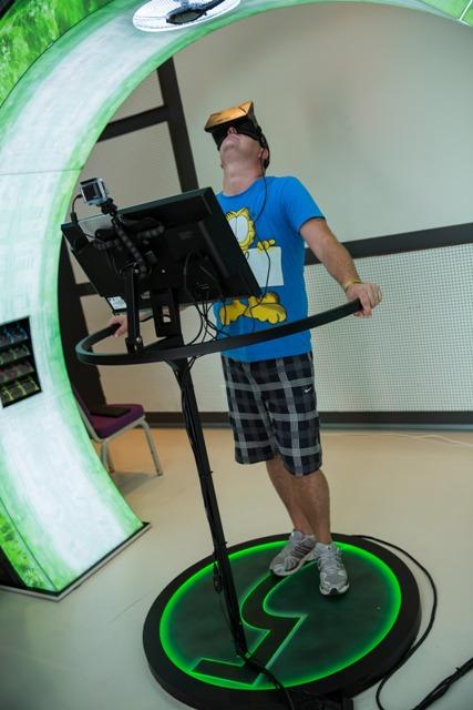 Oculus Rift by SENIORHYPER