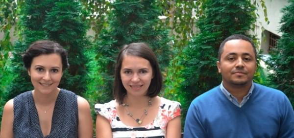 Republika: Justin Kadima, Stefania Kadima, Zenovia Grama