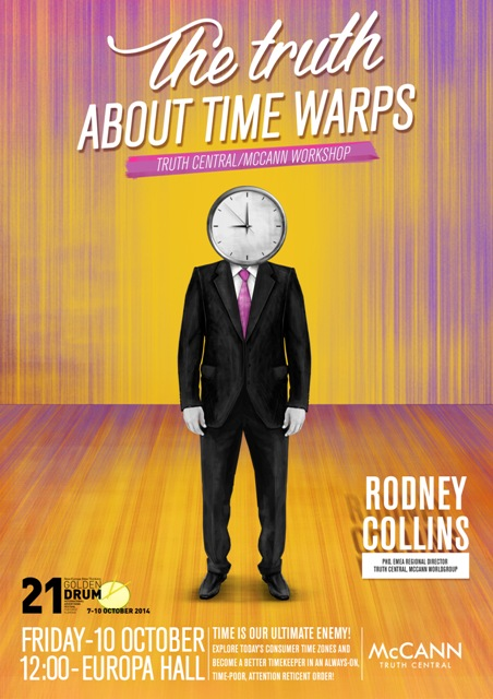 Truth About Time Warps_McCann Truth Central