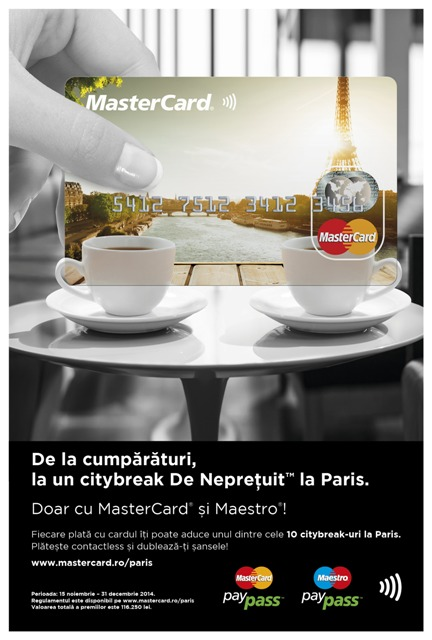 Paris_campanie MasterCard & Maestro_Portrait
