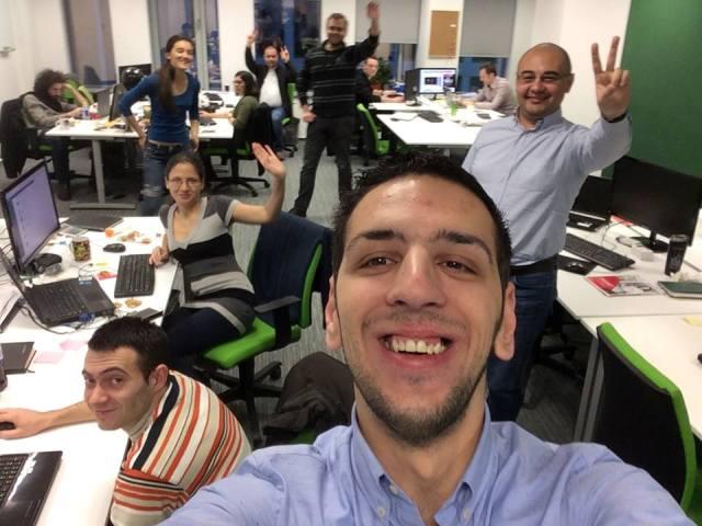 selfie-echipa-Profitshare