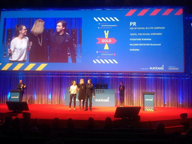 GOLD Award_Categoria PR Campaigns