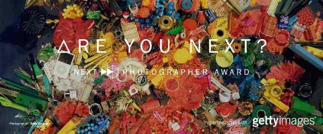 Next Photographer Award Image lo