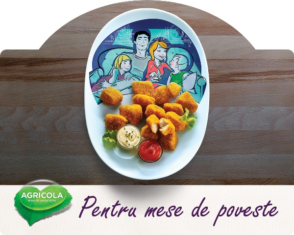 POSM sticker Semipreparate Agricola