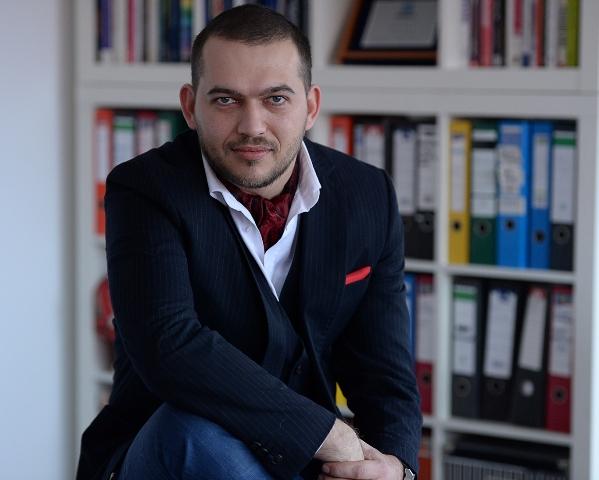 Irinel Ionescu,  Creative Partner AMPRO Design