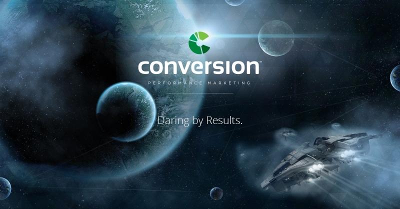 vizual comunicat Conversion