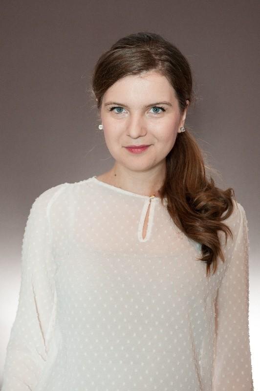 Alina Balan - Client Service Director Lowe& Partners. Photo credits: Dragos Asaftei (www.dragosasaftei.ro)
