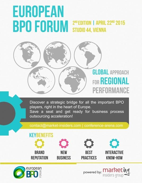 EU BPO Forum 2015