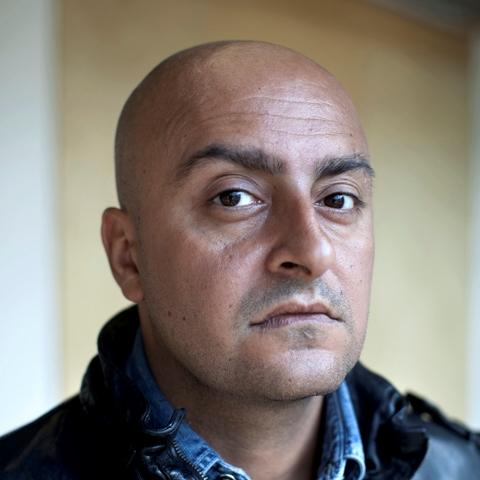 Amir Kassaei, creatief directeur DDB