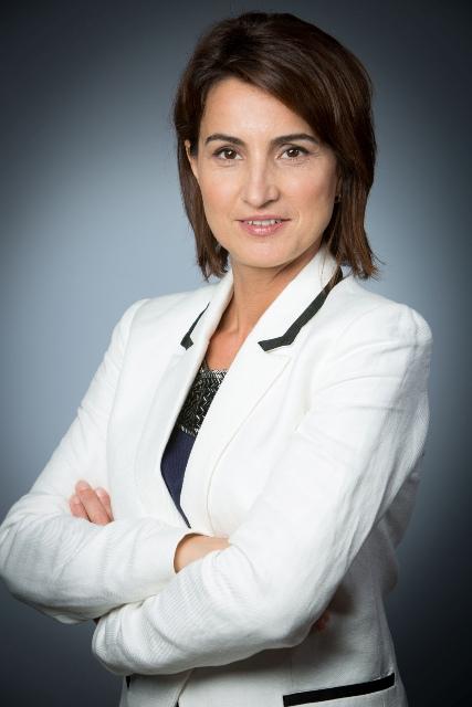 Aura Toma,  Bancpost's Marketing and Communication Executive Director