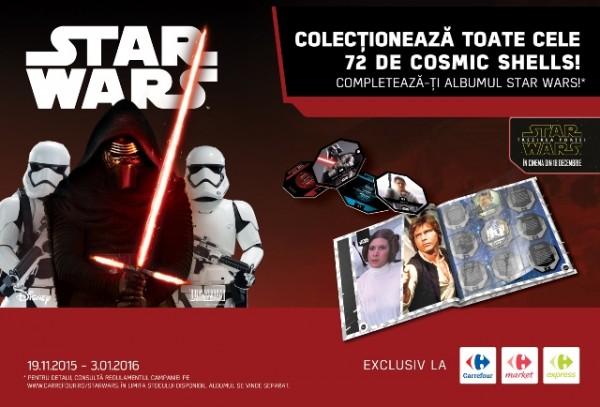 Star Wars la Carrefour