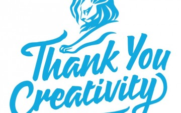 Cannes Lions says Thank You Creativity