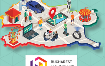 Romanian capital to turn into tech's playground in May