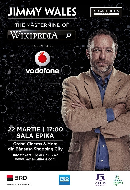 Jimmy Wales - The Mastermind of Wikipedia - 2