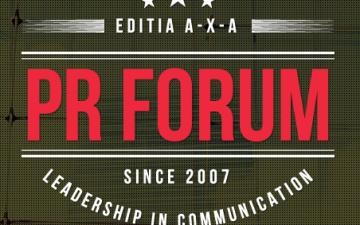 Romanian PR Forum 2016: Be leader in communication