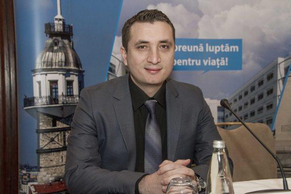 Fevzi Öztürk, Corporate Affairs & Marketing Communications Manager Centrul Medical Anadolu