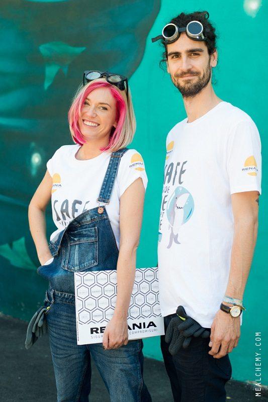 Alecsandra Popa & Javier Gelpi De-Fez (aka Team Pump), Romania's representatives at Young Lions Cyber