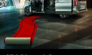 Tempo Advertising and Mercedes-Benz have put the V in the VIP