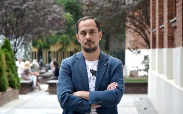 Eugen Suman, appointed ECD at MullenLowe Romania
