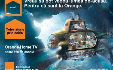 Explore the world with Orange, a new campaign signed by Publicis Romania