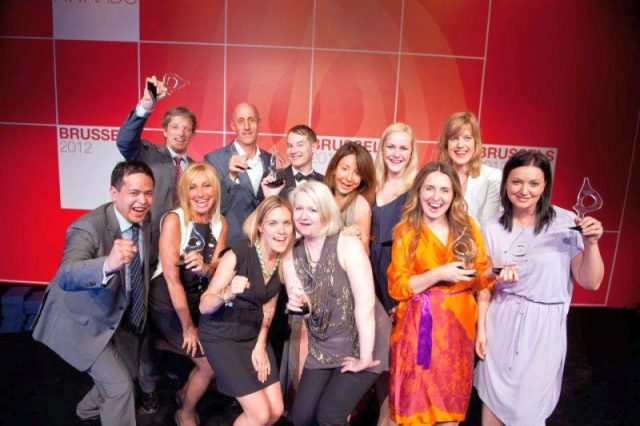 2012 Gala EMEA Sabre Awards