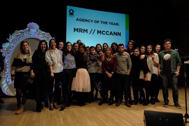 MRM//McCann - The Agency of the Year