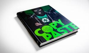"Joe la Pompe, the ""copycat hunter"", published ""CopyPaste: How advertising recycles ideas"""