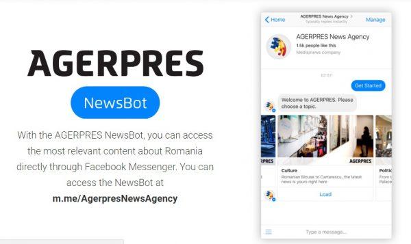 newsbot-mare