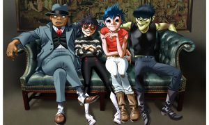 Telekom releases The Lenz app and announces first ever Gorillaz live conversation