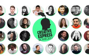 Romanian creatives Raul Gheba and Karla Georgescu selected to join European creative elite
