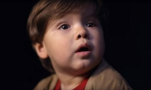 Canon encourages people to 'Live Life for The Story' in striking sensory campaign