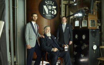 Brown-Forman and Arnold Worldwide launched a new integrated campaign for Gentleman Jack
