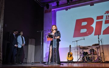 Biz 18 years of Excellence Gala presents its winners