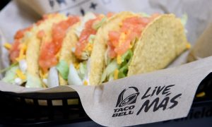 Taco Bell's communication in Romania, handled by Golin