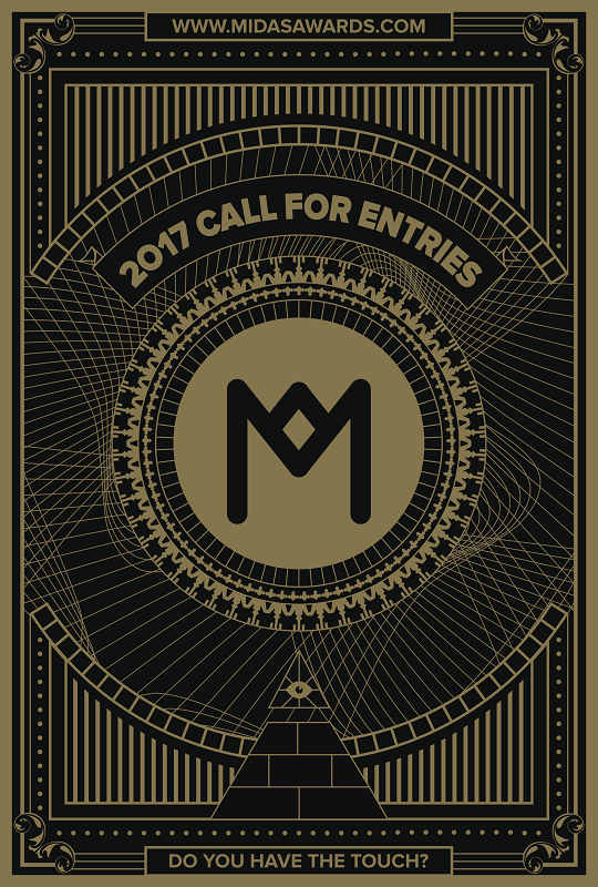 Midas Awards 2017: Executive and Grand juries - announced, entry deadline - extended - AdHugger